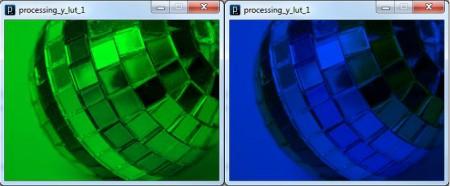 Figura 2. Si nuestro ratón se desplaza de izquierda a derecha alteraremos los canales de color. Imagen cortesía de http://www.freeimageslive.com/.