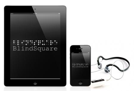 BlindSquare, premio a la mejor App de salud
