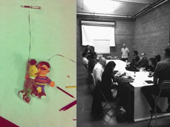 Workshop de Stella Veciana y Dan Norton