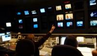 Sala de realización de informativos