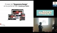 Responsive design del portal de tv3