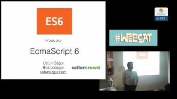 Captura de pantalla de video de ecmascript