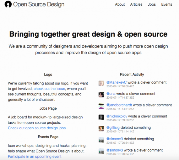 opensourcedesign.net