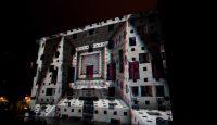 Axioma, 3D mapping Llum BCN Festival 2016