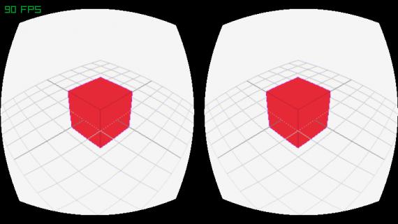Core Oculus Rift Raylib