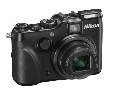 Cámara compacta COOLPIX P7100 de Nikon