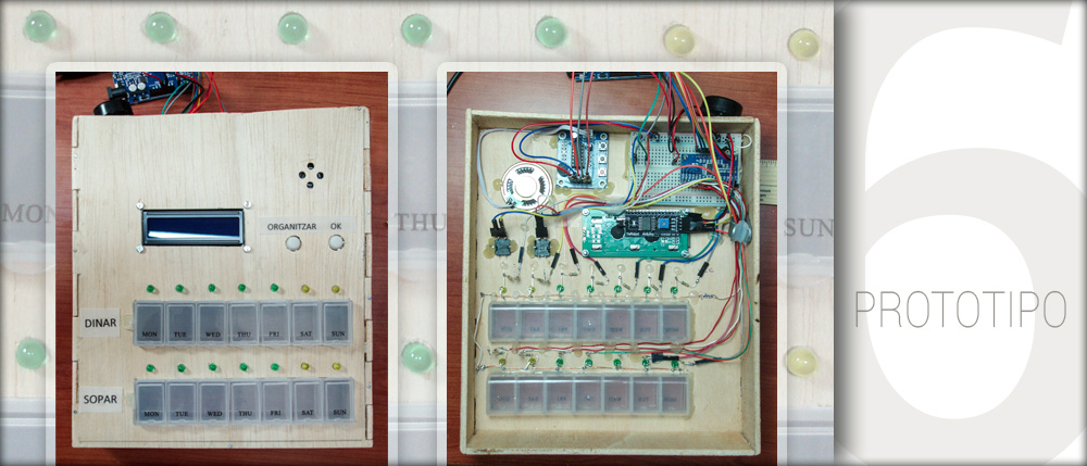 Prototipo definitivo (exterior e interior)