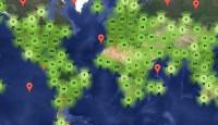 Mapa del proyecto de audiovisual participativo