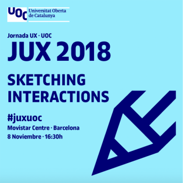 JUX 2018 Sketching Interactions